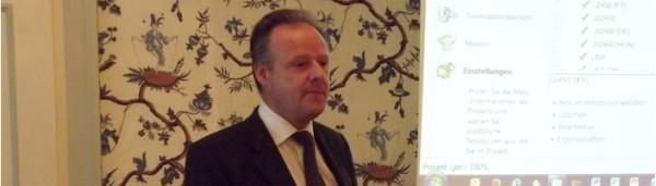 Jerzy Czopik's workshop on quality insurance in translation